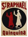 St. Raphael Quinquina, 1925 Print
