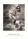 Wind Fire (Therese Duncan) Samlertryk af Edward Steichen