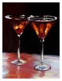 Manhattans Posters by Pam Ingalls