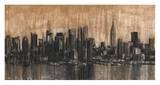 NYC Skyline 1 Posters by Dario Moschetta