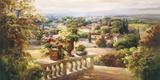 Balcony Paradiso Prints by Roberto Lombardi
