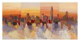 Sognando New York Prints by Luigi Florio