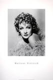 Marlene Dietrich Collectable Print