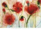 Spring Dance One Kunstdrucke von Elise Remender