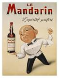 Le Mandarin L'Aperitif Prefere, 1932 Arte