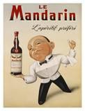 Le Mandarin L'Aperitif Prefere, 1932 Art