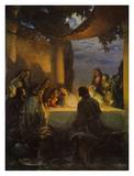 The Lords Supper Prints by L. Jambor