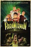 ParaNorman Plakaty
