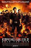 The Expendables 2 Posters