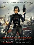 Resident Evil: Retribution Juliste