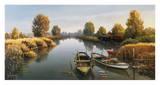Sul fiume Art by Adriano Galasso