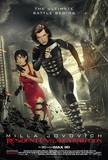 Resident Evil: Retribution Masterprint