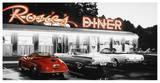 Rosie's Diner #5 Plakat autor Robert Gniewek