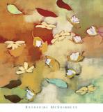 Floating World I Print by Katharine McGuinness