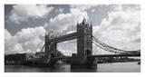 El Puente de la Torre, Londres Pósters por Derek James Seaward