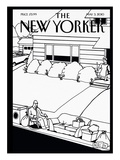 The New Yorker Cover - May 3, 2010 Regular Giclee Print by Bruce Eric Kaplan