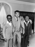 Muhammad Ali, October 21, 1977 Photographic Print by Moneta Sleet