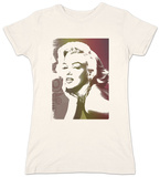 Juniors: Marilyn Monroe - Vogue&#39;n T-Shirts