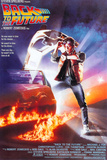 Back to the Future Michael J Fox Poster