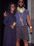 Whoopi Goldberg, Guest of Honor, Friars Club Roast, October 8, 1993 Photographic Print by Frederick Watkins