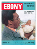 Ebony July 1969 Photographic Print by Leroy Patton