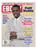 Ebony January 2000 Photographic Print by Vandell Cobb