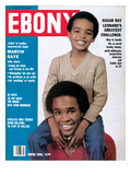 Ebony March 1981 Photographic Print by Moneta Sleet