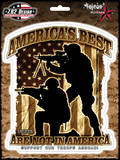 America'S Best Sticker Stickers