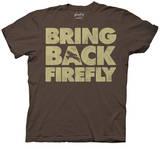 Firefly - Bring Back Firefly Shirt