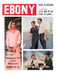 Ebony November 1967 Photographic Print by Isaac Sutton