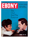 Ebony February 1965 Photographic Print by G. Marshall Wilson