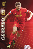 Steven Gerrard - Liverpool FC Affiches