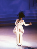 Patti Labelle, New York's Radio City Music Hall, June 22, 1989 Photographic Print by Frederick Watkins