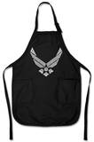 Air Force Song Apron Forkle