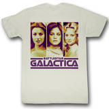 Battlestar Galactica - The Ladies Vêtement