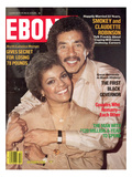 Ebony October 1982 Photographic Print by Isaac Sutton