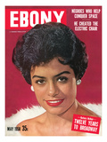Ebony May 1958 Photographic Print by Moneta Sleet