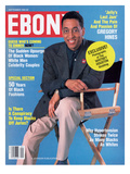 Ebony September 1992 Photographic Print by Moneta Sleet