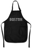 Boston Neighborhoods Apron Forklæde