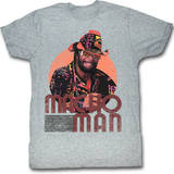 Macho Man - Mackin' and Smackin' T-Shirt