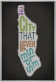 The City That Never Sleeps Prints