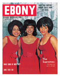 Ebony June 1965 Photographic Print by G. Marshall Wilson
