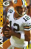 Aaron Rodgers - Green Bay Packers Print