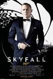 James Bond Skyfall, rollista Posters