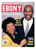 Ebony May 1997 Photographic Print by Vandell Cobb