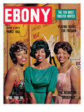 Ebony April 1964 Photographic Print by G. Marshall Wilson