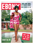 Ebony January 1962 Photographic Print by G. Marshall Wilson