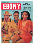 Ebony July 1970 Photographic Print by Moneta Sleet