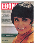 Ebony July 1968 Photographic Print by Moneta Sleet