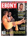 Ebony September 1995 Photographic Print by Vandell Cobb